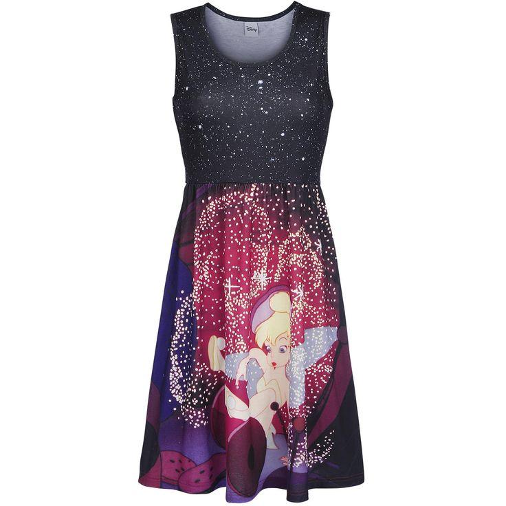 Tinker Bell - Bewitch - Medium-lengte jurk van Peter Pan