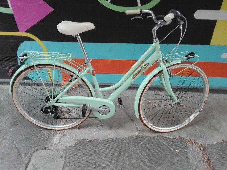 ¿No sabes que pedir a los Reyes? Aquí una sugerencia...  https://bicicletaclasica.com.es/tienda-bici-clasica-online/shop/ofertas-biciclasica/adriatica-retro-verde-menta/  #reyesmagos #regalos #reyes #yoamolabicicleta #lavidaenbici