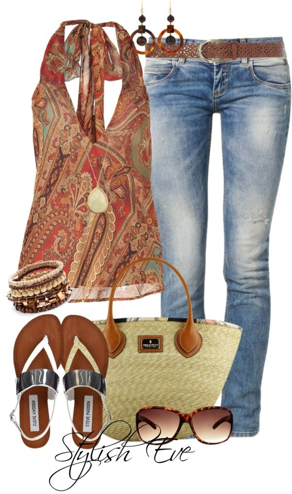 """#Farbbberatung #Stilberatung #Farbenreich mit www.farben-reich.com """"Noha"""" by stylisheve ❤ liked on Polyvore"""