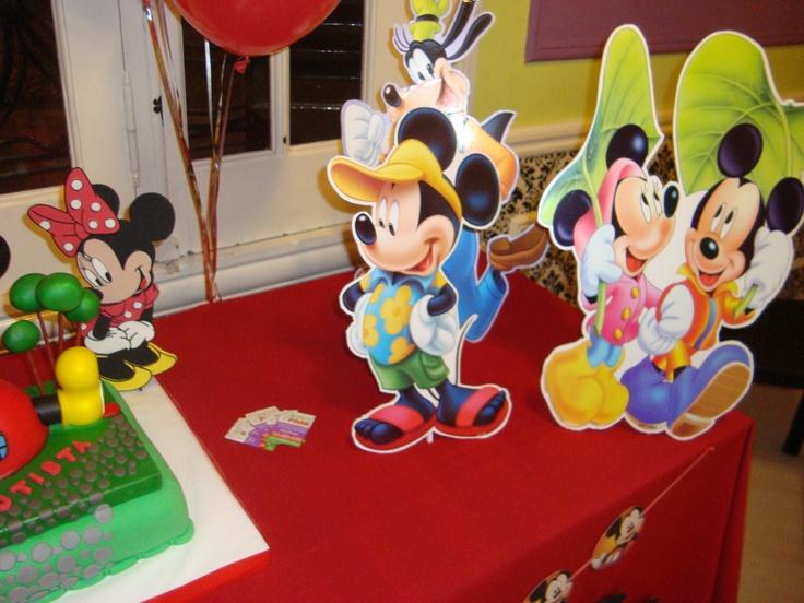Gigantografias Mickey y sus amigos