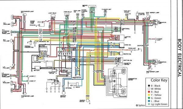 datsun 2000 wiring diagram wiring diagram library Dyna 2000 Wiring Diagram datsun 1600 wiring diagram wiring diagrams datsun 2000