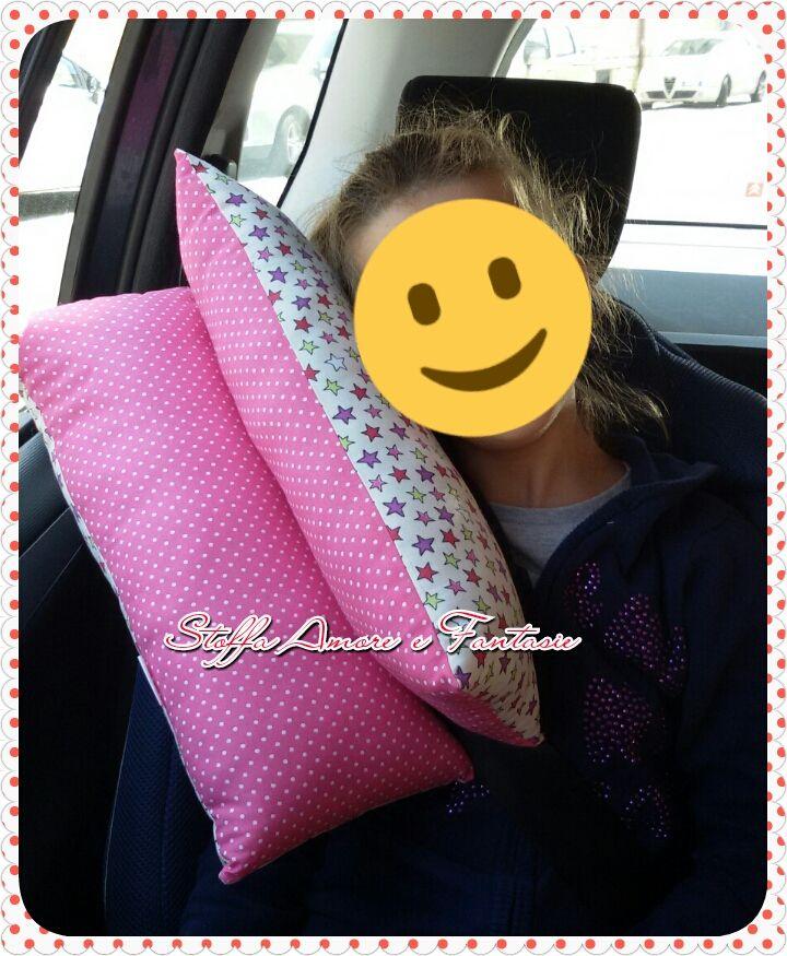 cuscino per cintura di sicurezza, per viaggiare