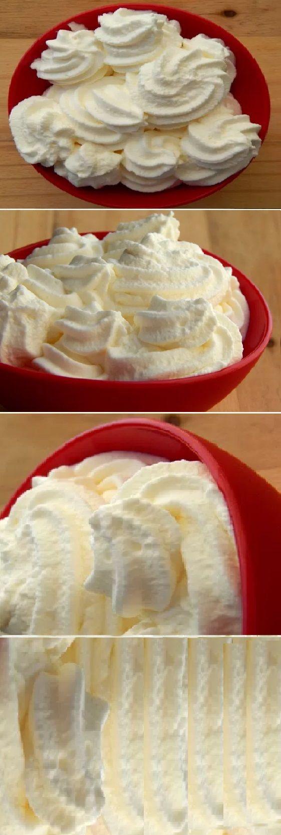 Cómo hacer chantilly casero con crema de leche. #chantilly #crema #buttercream #cremadeleche #leche #cremachantilly #mangapastelera #boquillas #cupcakes #postres #receta #recipe #casero #torta #tartas #pastel #nestlecocina #bizcocho #bizcochuelo #tasty #cocina #chocolate #pan #panes Si te gusta dinos HOLA y dale a Me Gusta MIREN …