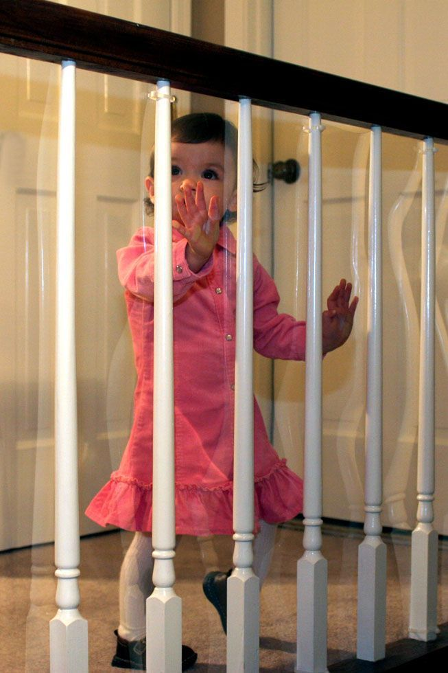 Banister Shield Protector Indoor Baby Gates Baby Gate For
