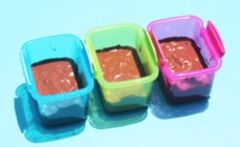 This chocolate dessert recipe is very similiar to chocolate flavoured Yogo. Make some to go in the childrens lunchboxes.  Find more on Kidspot New Zealand's recipe finder.