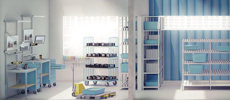 ergoAssembly für Betriebseinrichtungen – Ergoswiss AG