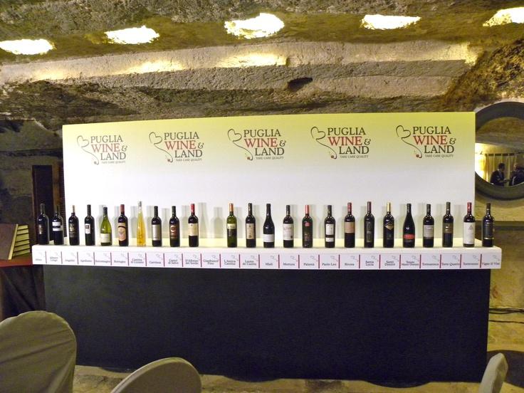 Puglia Wine & Land - masseria Torre Coccaro