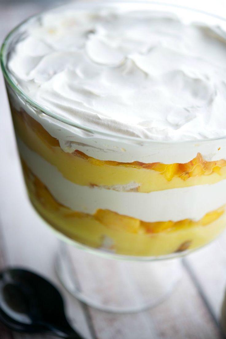 ... | Sour cream pound cake, Frozen strawberries and Orange juice cake