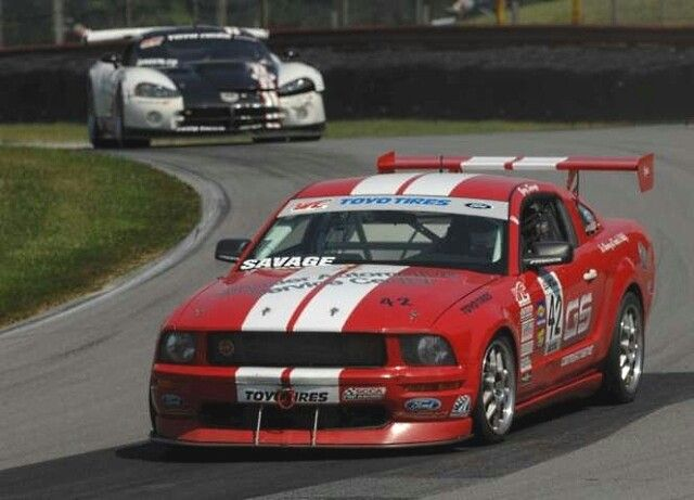 Mustang Challenge Cars Moving to SCCA World Challenge - StangTV This weekend's SCCA World Challenge race at Mid-Ohio saw six FR500s Mustangs competing in the GTS class, along with some familiar names