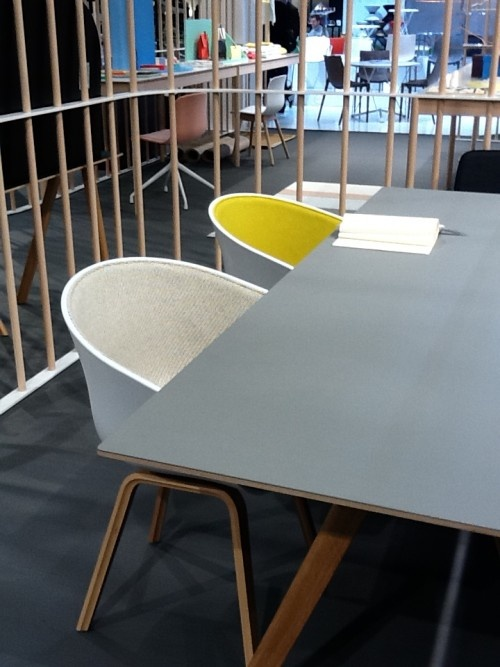 About A Chair (AAC22) front upholstered (Kvadrat or leather)