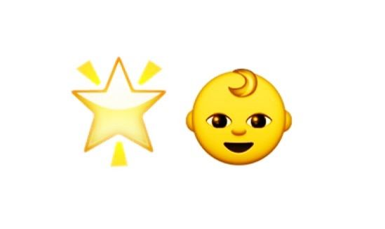 What does a Gold Star emoji mean on Snapchat? What Does a baby mean on Snapchat?
