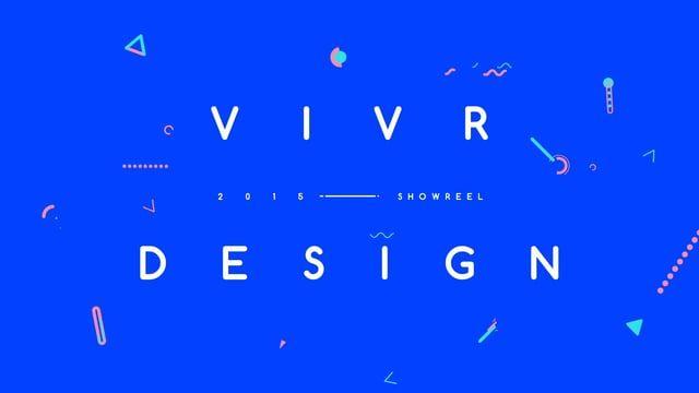 2015 Vivr Showreel Enjoy ! Website : www.vivr.kr E-mail : vivr@daum.net