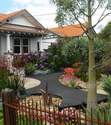 Jenny Smith Gardens is a Melbourne based landscape garden design and garden maintenance company. Providing innovative and exciting landscape design, planting and maintenance for over 25 years