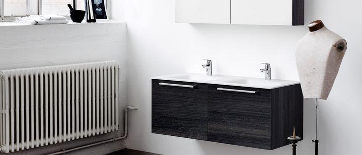 Dark Wood-bad | Gi badet ditt det lille ekstra med mørk trestruktur