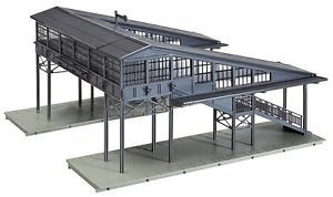 new ho scale faller platform pedestrian bridge building kit 131279 - Categoria: Avisos Clasificados Gratis  Item Condition: NewquareTrade AA AP60NEW IN BOX FACTORY SEALED Quality FALLER HO 1:87 Model Railroad Scale # 131279 Platform Pedestrian Bridge : Model Building KIT An impressive HO scale KIT Requires Assembly Plastic construction , 118 plastic parts in eight colors Eurostyle graphic illustrated instructions not step by step included FOOTPRINT of completed model : 233mm by 225mm by…