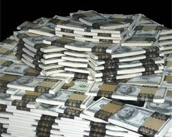 free pictures of money stacks | Genworth Financial Buys Small Bank to Access TARP Funds (GNW ...