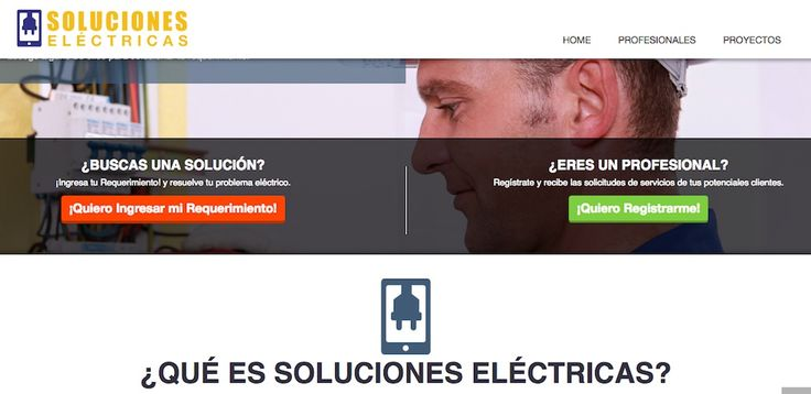 Soluciones Eléctricas promete resolver necesidades que están asociadas a los servicios eléctricos hogareños como de empresas.