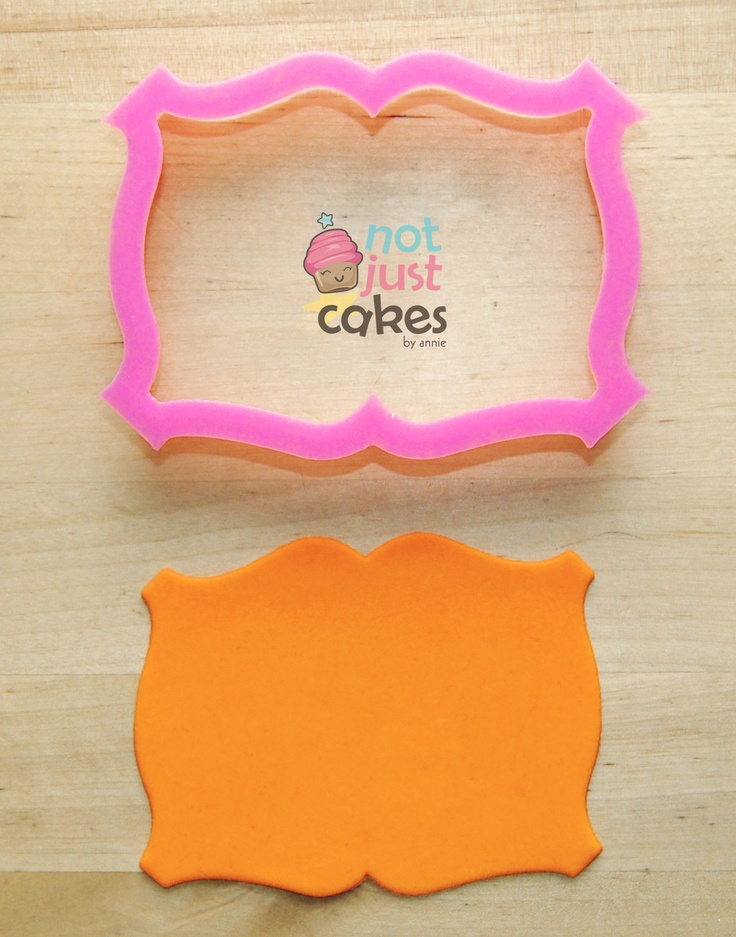 Cake Decorating Gadgets : 33 best images about Cake Name Plaques on Pinterest Gray ...