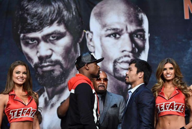 Mayweather vs Pacquiao, la pelea del siglo ¡En vivo! - http://webadictos.com/2015/05/02/mayweather-vs-pacquiao-pelea-del-siglo/?utm_source=PN&utm_medium=Pinterest&utm_campaign=PN%2Bposts