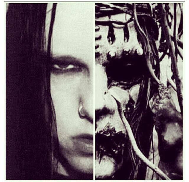 Joey Jordison lol I loved this bastard     Slipknot drummer