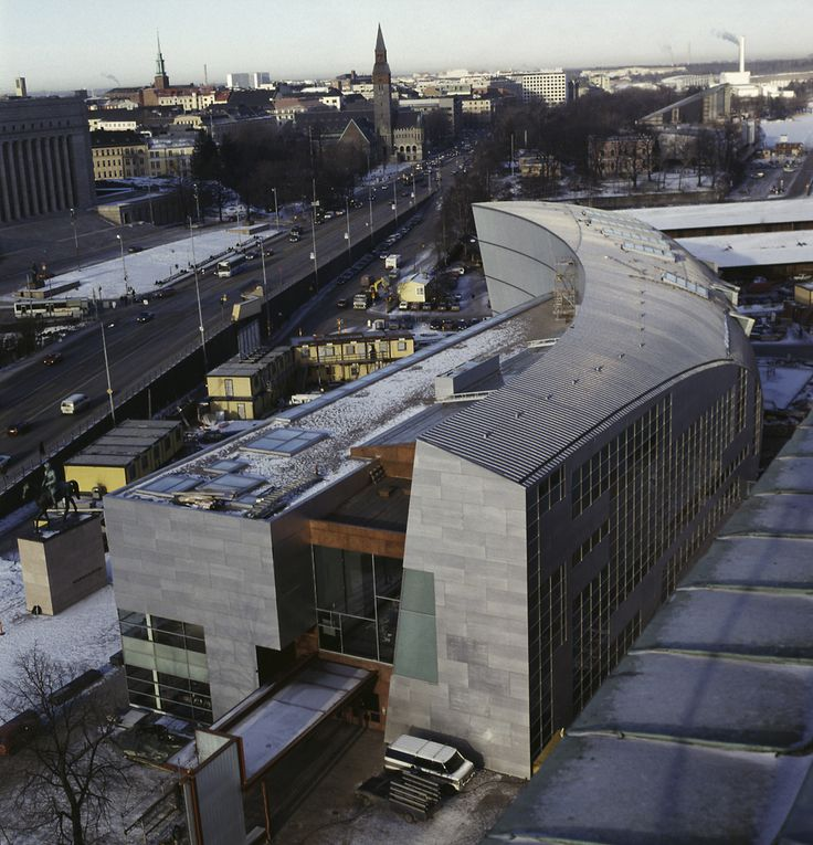 Gallery of AD Classics: Kiasma Museum of Contemporary Art / Steven Holl Architects - 6