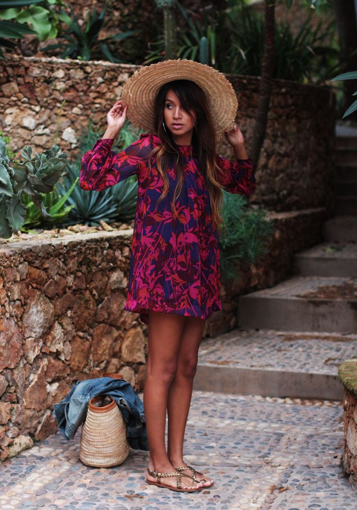 Sincerely, Jules- morocco style the dress <3