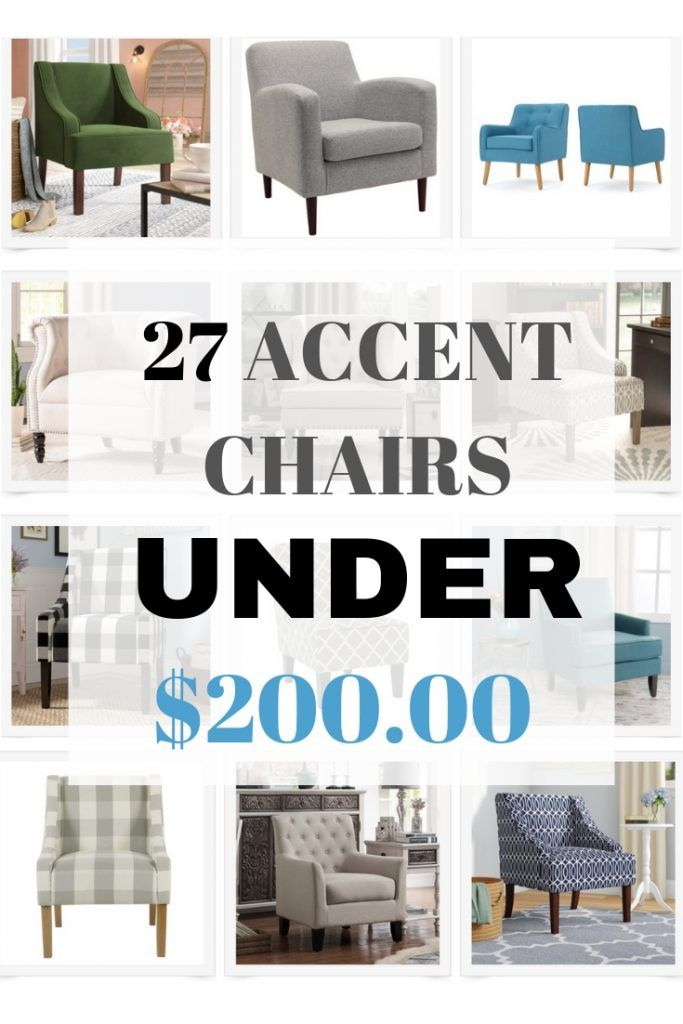 Fabulous Accent Chairs Under 200 00 Stonegable Accent Chairs For Living Room Accent Chairs Accent Chair Bedroom