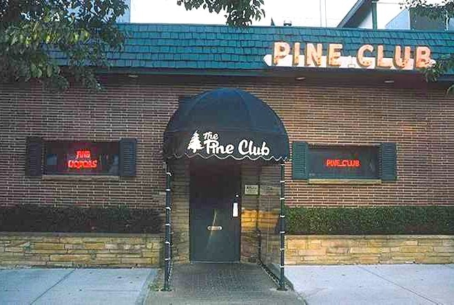 The Pine Club, Dayton, Ohio Best steak house in Dayton! Cash only, no credit cards ;)