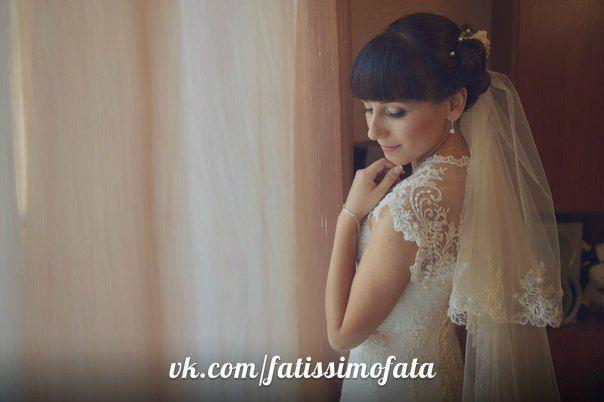 Вышитые свадебные фаты http://vk.com/fatissimofata