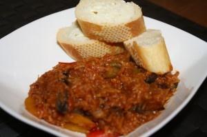 Vegan Hungarian Stew (Lecso) http://www.enjoygettingslim.com/vegan-hungarian-stew-lecso/