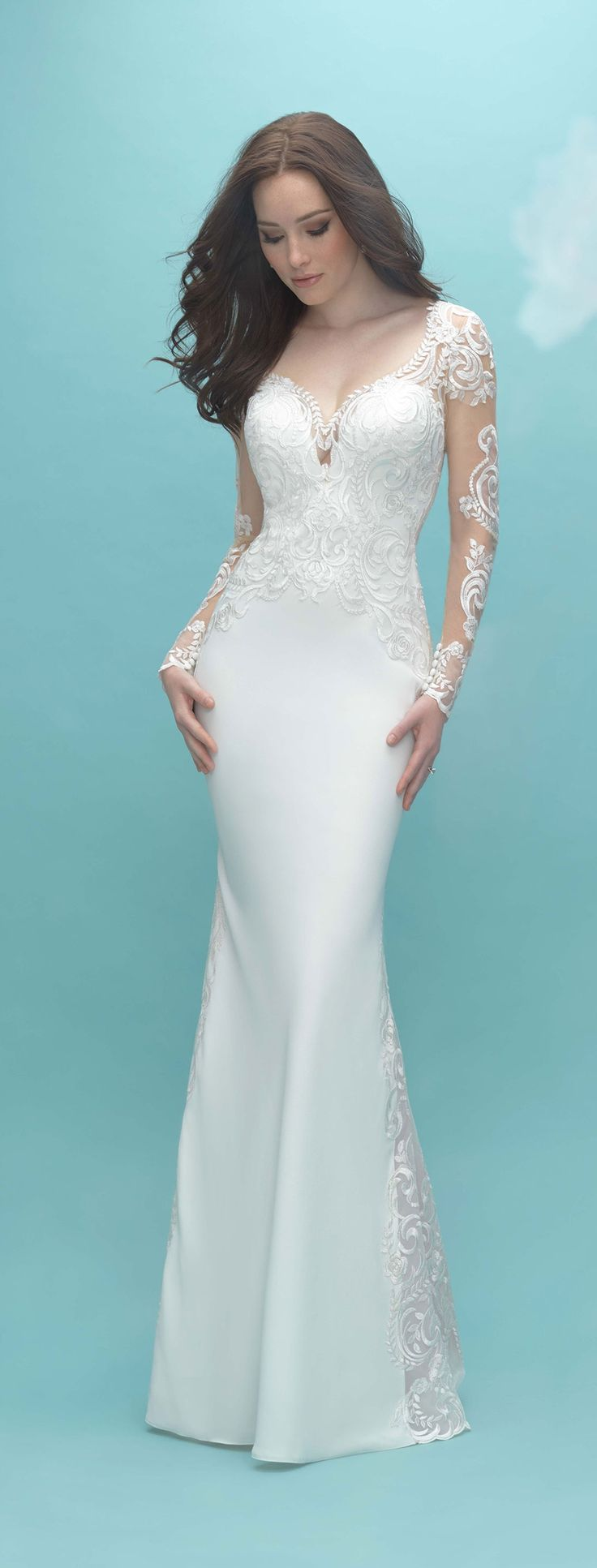 479 best Wedding Dresses - Special Day Style images on Pinterest