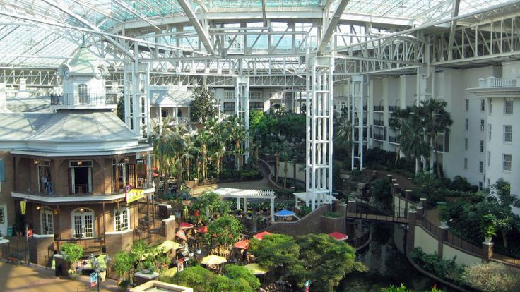 Opryland Hotel   JoAnn Ross : My Opryland Hotel -- Before and After the Flood.