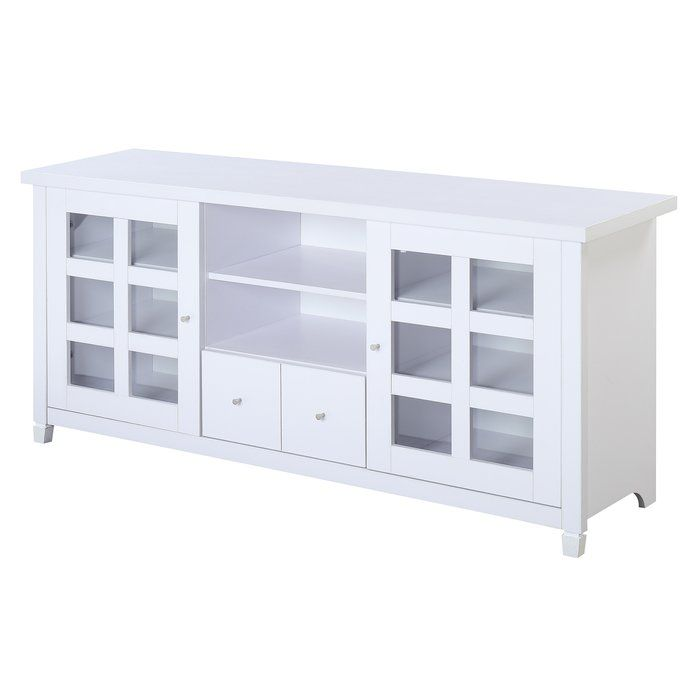 Shepparton Tv Stand For Tvs Up To 65 White Tv Stands Dresser