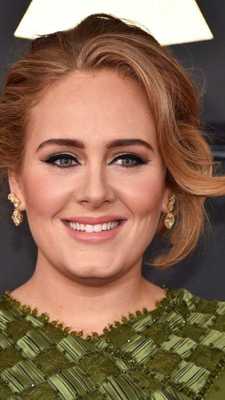 Grammy Awards Beste Frisur Inspiration Fur 2019 Adele Frisur
