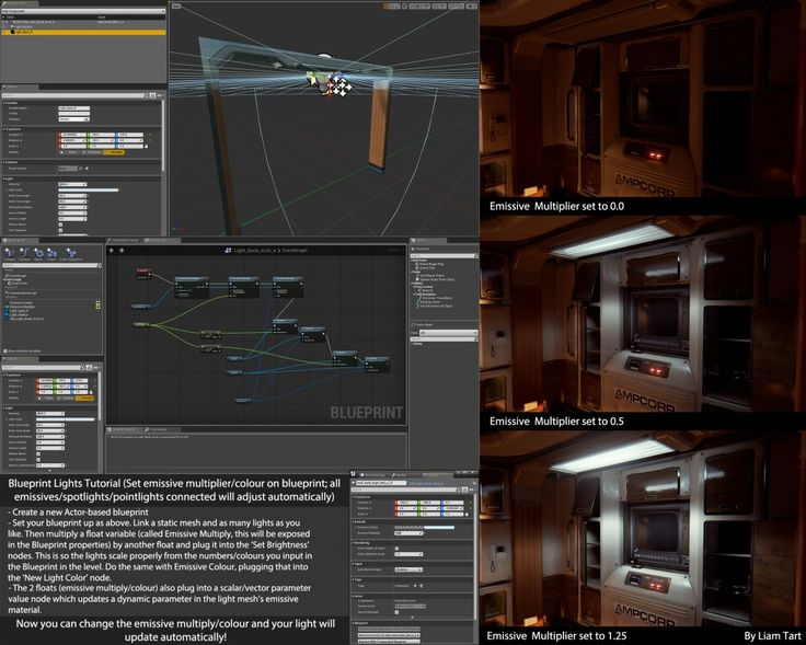 32 best unreal engine 4 images on pinterest unreal engine game blueprintlights02 malvernweather Image collections
