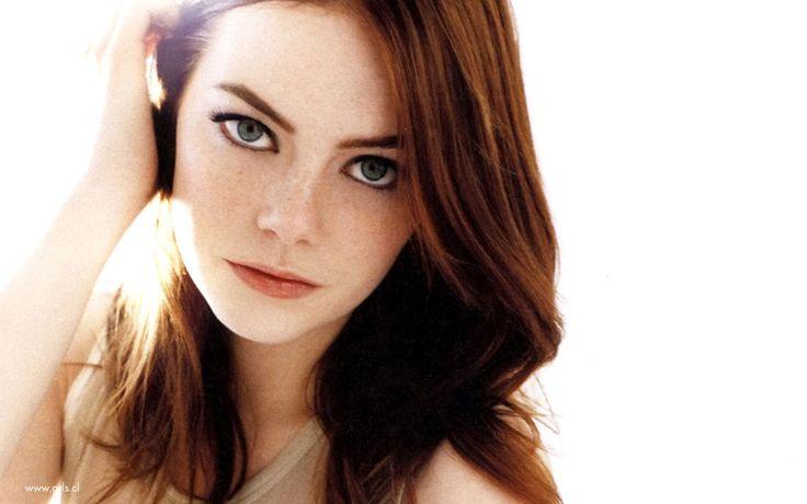 Emma Stone - stunningly beautiful!