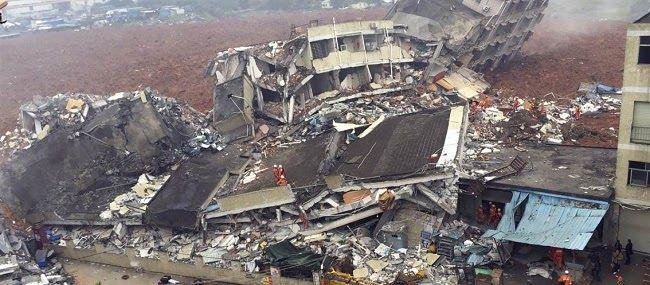 Δεκάδες χιλιάδες άνθρωποι εγκατέλειψαν τα σπίτια τους σε επαρχία της Κίνας