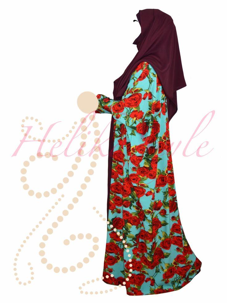 HelikaStyle Look-Book! Шей хиджаб и другую одежду с HelikaStyle!