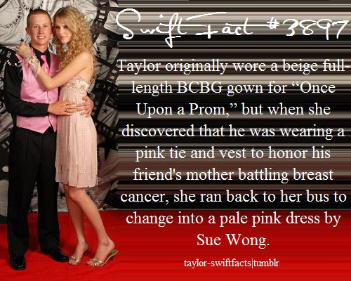 REAL TRUE Swifties have seen the full video and already know this story.