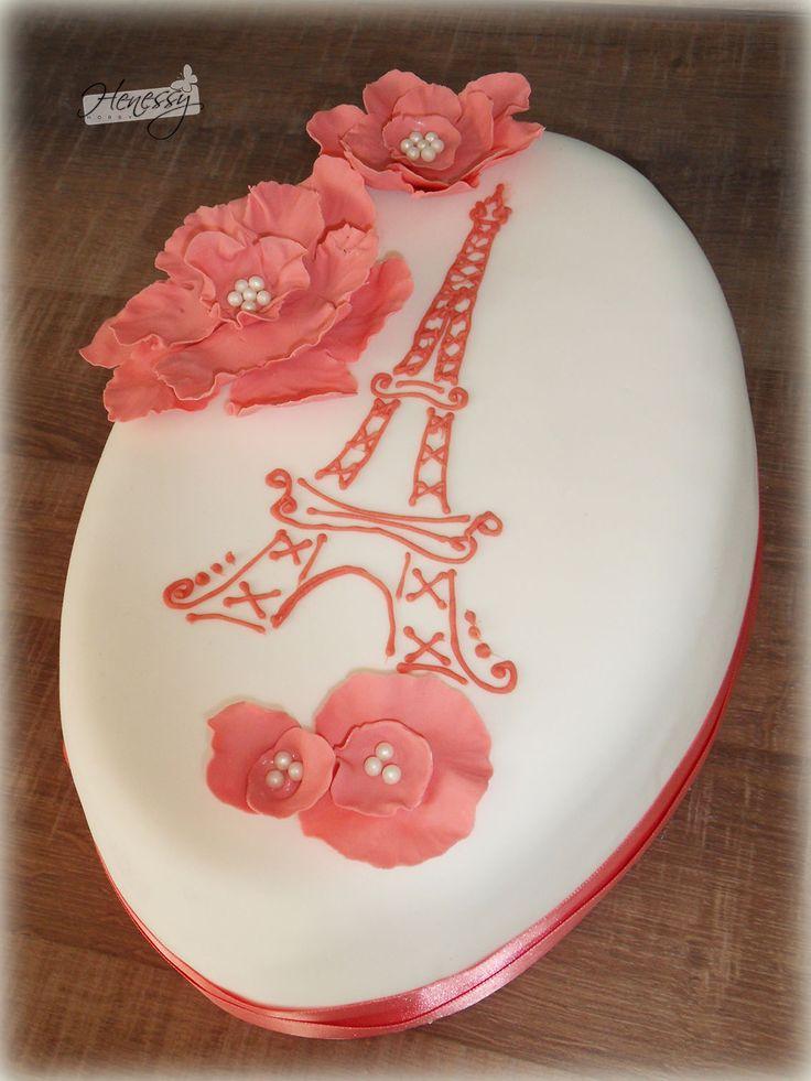 Párizs torta - Paris cake