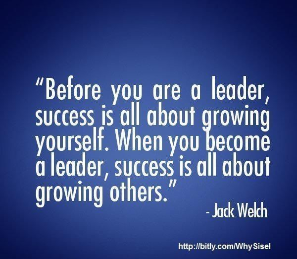 Jack welch leadership essay