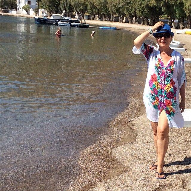 Walking around... the beach!  Photo credits: @fyolacan