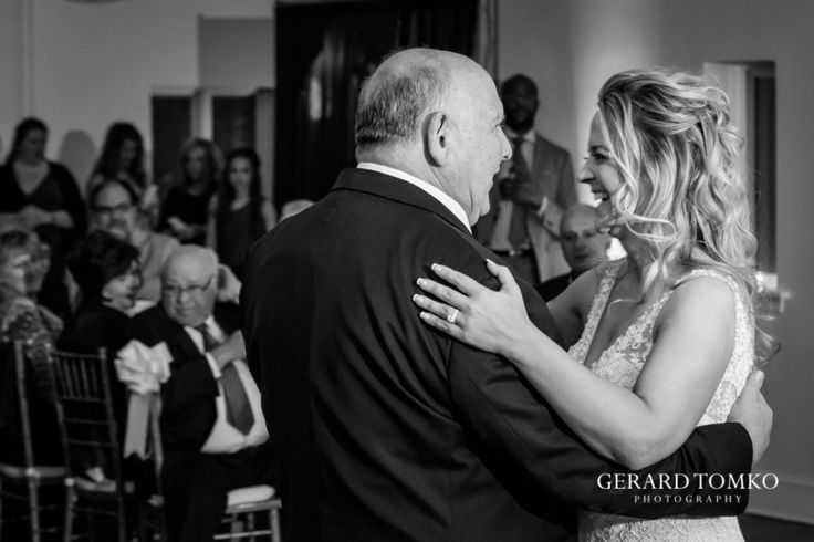 Candid Moment Special Dance Black And White Wedding At Pomme A Peachtree