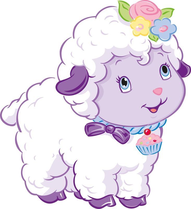 2000s Vanilla Icing Angel Cake S Pet Cartoon Lamb Strawberry Shortcake Cartoon Art Drawings For Kids
