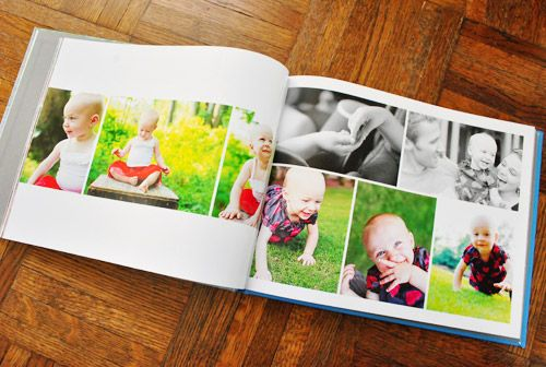 Great photo book for digital photos - MyPublisher #younghouselove