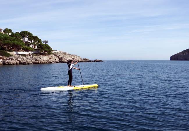 Testing the Naish glide 14'