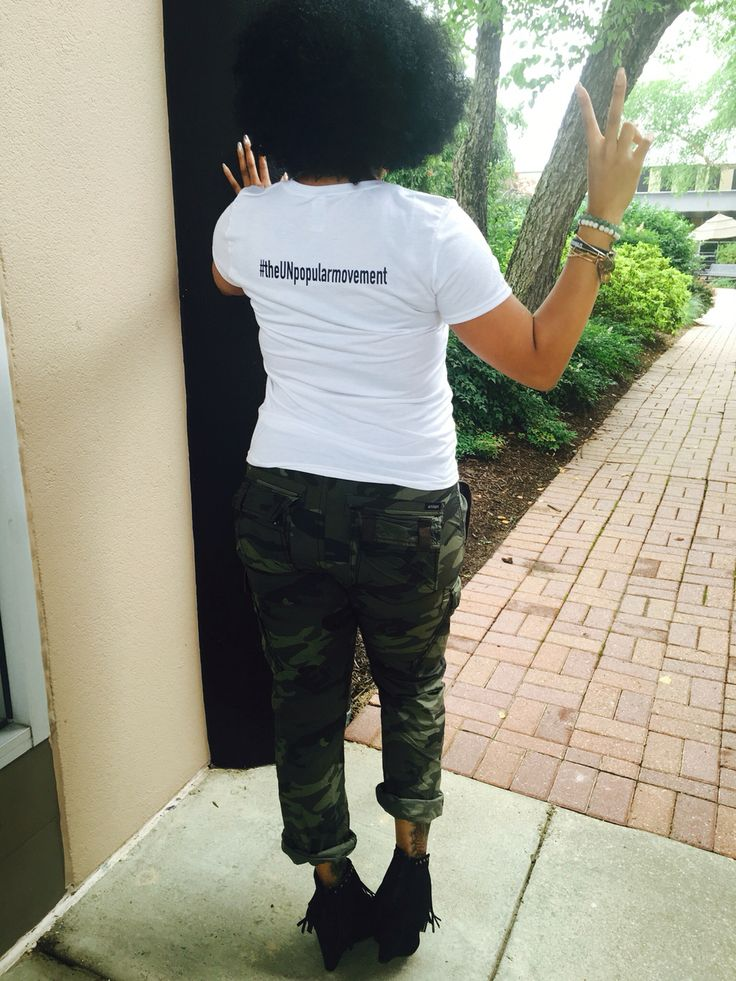 The back of Crowned, LLC Purity Line Tee   Order yours today!