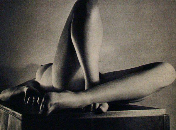 Andre Steiner. Nude, ca. 1935.