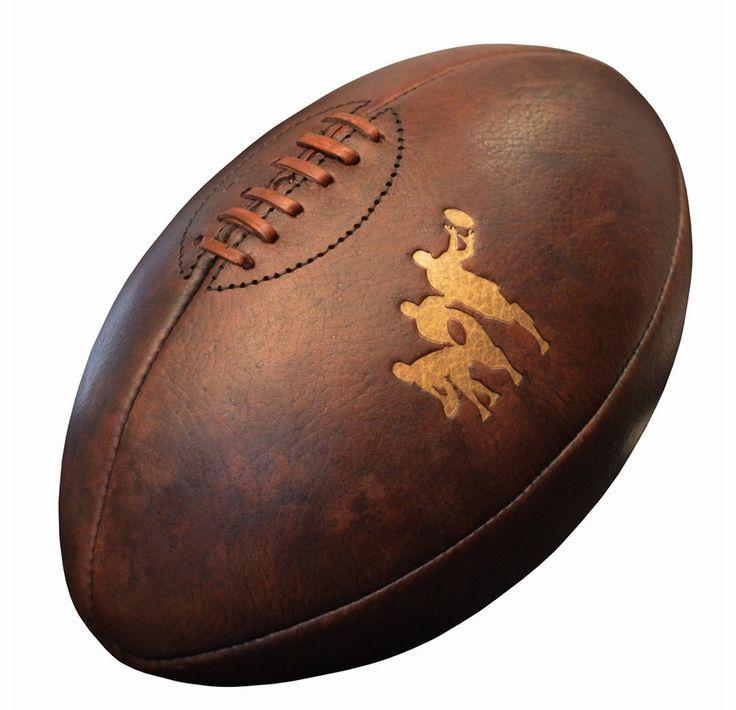 Ballon rugby cuir vintage mr tatouages pinterest rugby vintage et prod - Ballon rugby vintage ...