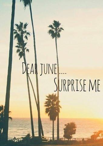 June suprise me